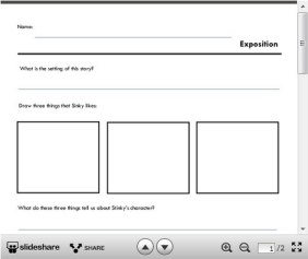 Exposition Worksheet
